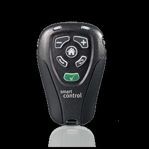 Unitron smart control remote